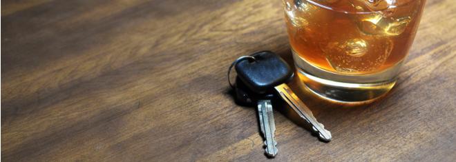 Alkohol im Straßenverkehr bedeutet ein hohes Risiko für alle Verkehrsteilnehmer.