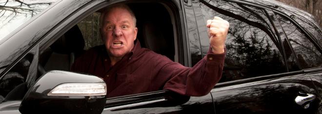 Viele Autofahrer ärgern sich, wenn Sie den Bußgeldbescheid verloren haben.