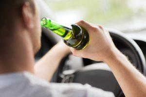 Ein Fahrverbot wegen Alkohol am Steuer ist keine Seltenheit.
