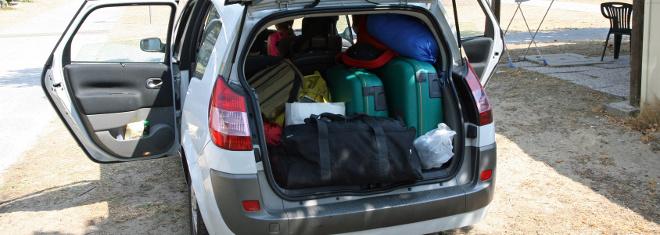 Zur Ladungssicherung ist laut Gesetz jeder Kraftfahrer verpflichtet.