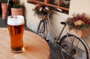 Die Promillegrenze für Fahrradfahrer beträgt 1,59.
