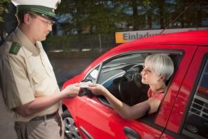 Bei 8 Punkten auf Ihrem Konto müssen Sie den Führerschein abgeben und können keine Zähler mehr abbauen.