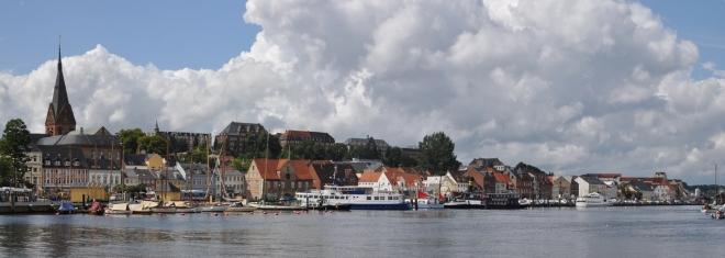 Bei der Verkehrspunkte-Kartei in Flensburg können Sie Ihren Punktestand abfragen.