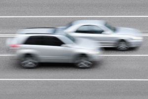 Zu schnell gefahren? Je nach km/h sind gemäß Punktekatalog unterschiedlich viele Punkte vorgesehen.